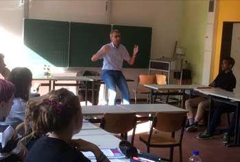 Spannender Einblick in Berliner Politikbetrieb