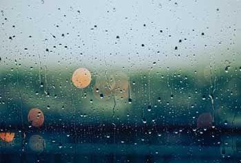 Gedicht - Der Regen