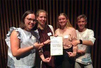 """""""Wasserspender gegen Plastik"""" gewinnt Zukunftspreis"""