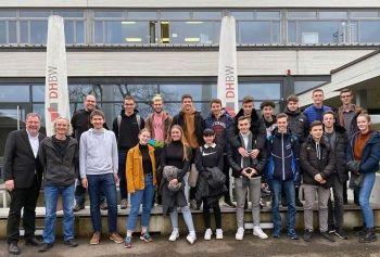 DHBW-Besuch von Hebel Supplies